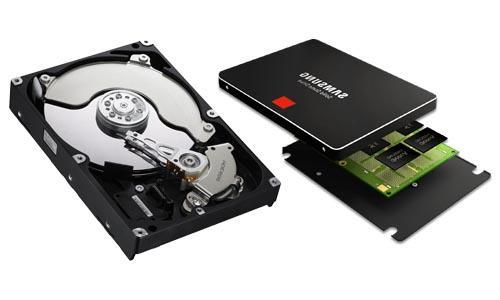 HDD и SSD восстановление