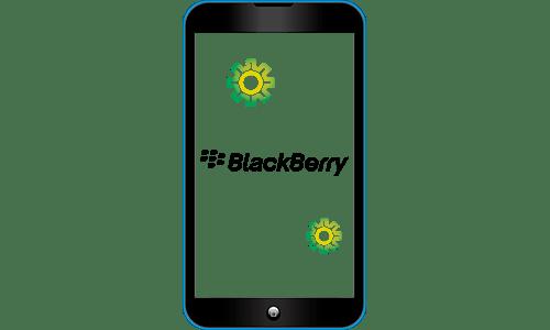 Телефон Блекберри