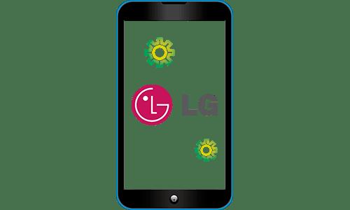 Телефон LG
