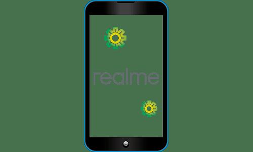 Телефон Realme